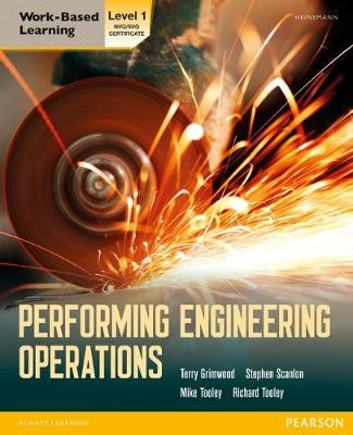 Performing Engineering Operations - Level 1 Student Book - pr_17816