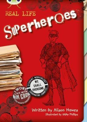 Bug Club NF Red (KS2) B/5B Superheroes -
