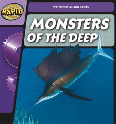 Rapid Phonics Step 2: Monsters of the Deep (Non-fiction) -