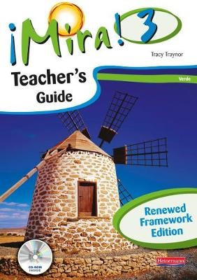 Mira 3 Verde Teacher's Guide Renewed Framework Edition - pr_88819