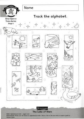 Literacy Edition Storyworlds Stage 5, Once Upon A Time World, Workbook - pr_51470