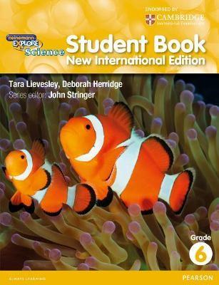 Heinemann Explore Science 2nd International Edition Student's Book 6 -