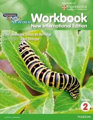 Heinemann Explore Science 2nd International Edition Workbook 2 - pr_248853