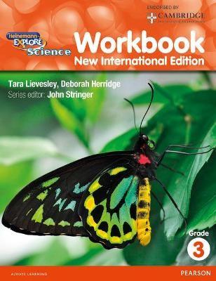 Heinemann Explore Science 2nd International Edition Workbook 3 -