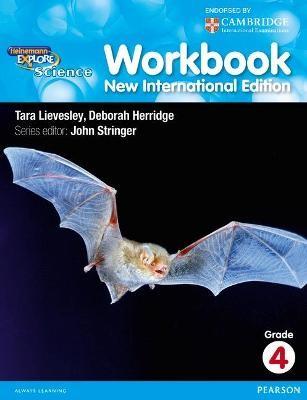 Heinemann Explore Science 2nd International Edition Workbook 4 -