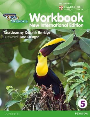 Heinemann Explore Science 2nd International Edition Workbook 5 -