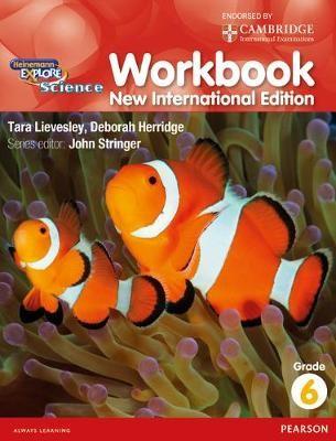 Heinemann Explore Science 2nd International Edition Workbook 6 -