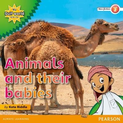 My Gulf World and Me Level 2 non-fiction reader: Animals and their babies - pr_17815