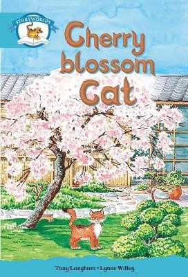 Literacy Edition Storyworlds Stage 9, Animal World, Cherry Blossom Cat - pr_238759