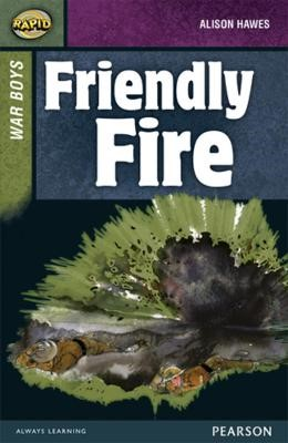 Rapid Stage 8 Set B: War Boys: Friendly Fire -