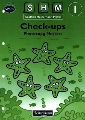 Scottish Heinemann Maths 1, Check-up Workbook PCMs - pr_1789717