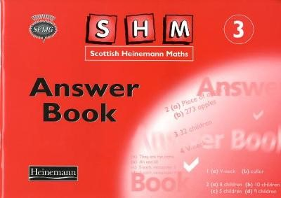 Scottish Heinemann Maths 3, Answer Book - pr_37514