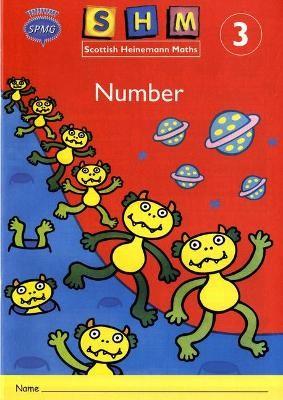 Scottish Heinemann Maths 3: Activity Book Easy Order Pack - pr_17667