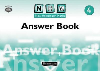 New Heinemann Maths Yr4, Answer Book - pr_1728147