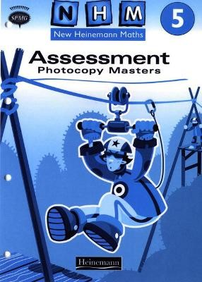 New Heinemann Maths Yr5, Assessment Photocopy Masters - pr_17585