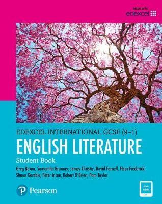 Pearson Edexcel International GCSE (9-1) English Literature Student Book -