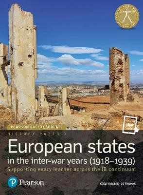 Pearson Baccalaureate History Paper 3: European states in the inter-war years (1918-1939) - pr_248920