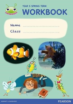 Bug Club Pro Guided Y5 Term 2 Pupil Workbook -