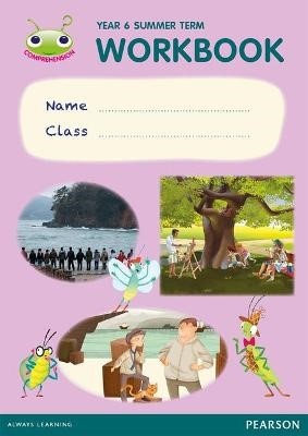 Bug Club Pro Guided Y6 Term 3 Pupil Workbook -