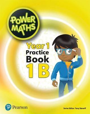 Power Maths Year 1 Pupil Practice Book 1B - pr_17739