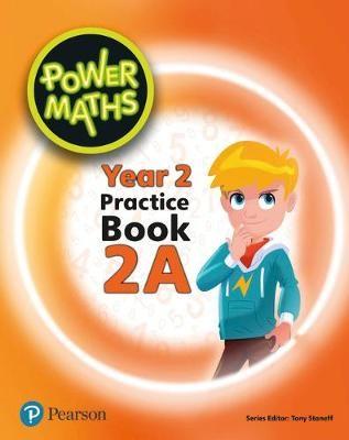 Power Maths Year 2 Pupil Practice Book 2A - pr_19154