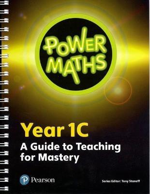 Power Maths Year 1 Teacher Guide 1C - pr_17819