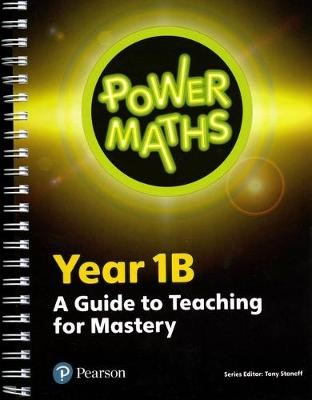 Power Maths Year 1 Teacher Guide 1B - pr_17841