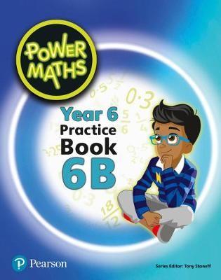Power Maths Year 6 Pupil Practice Book 6B -