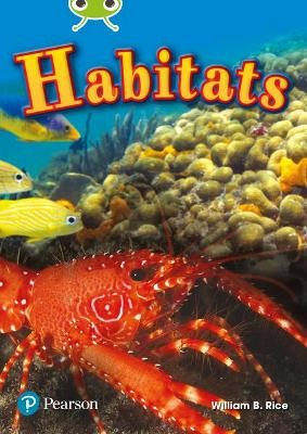 Bug Club Independent Non Fiction Year Two Lime Plus Non Fiction Habitats - pr_40768