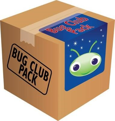 Bug Club Pro Independent Yellow Pack (May 2018) -