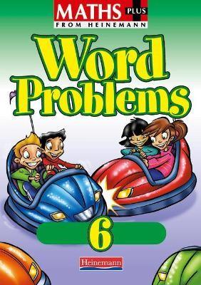Maths Plus Word Problems 6: Pupil Book - pr_17556