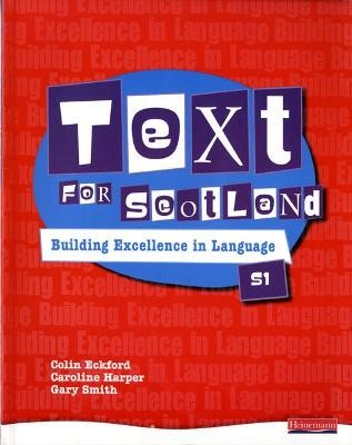 Text for Scotland: Building Excellence in Language Book 1 - pr_17654