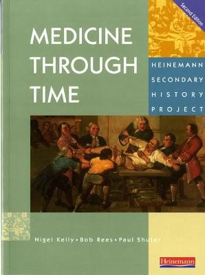 Medicine Through Time Core Student Book - pr_17536