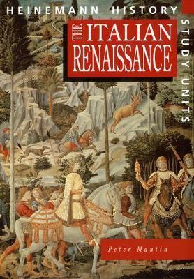 Heinemann History Study Units: Student Book.  The Italian Renaissance -