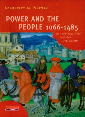Headstart In History: Power & People 1066-1485 - pr_17538
