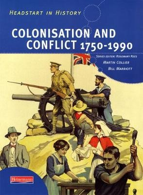 Headstart In History: Colonisation & Conflict 1750-1990 - pr_17597