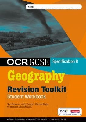 OCR GCSE Geography B: Revision Toolkit Student Workbook - pr_215750
