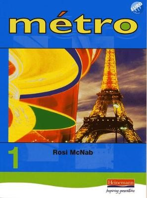Metro 1 Pupil Book Euro Edition -