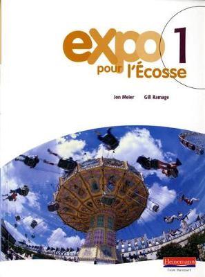 Expo pour l'Ecosse 1 Pupil Book - pr_17596