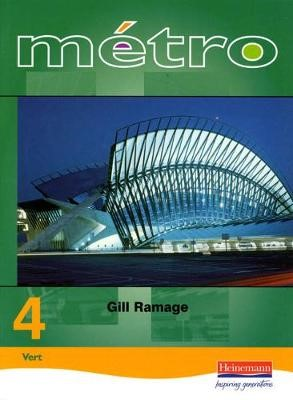 Metro 4 Foundation Student Book Revised Edition - pr_88837
