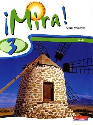 Mira 3 Verde Pupil Book -