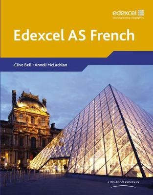 Edexcel A Level French (AS) Student Book and CDROM -