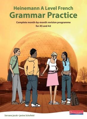 Heinemann A Level French Grammar Practice -