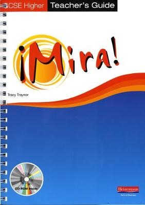 Mira AQA/OCR GCSE Spanish Higher Teacher's Guide - pr_17484