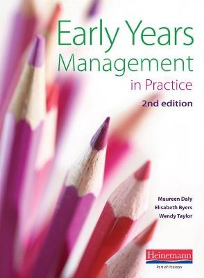 Early Years Management in Practice, - pr_17651