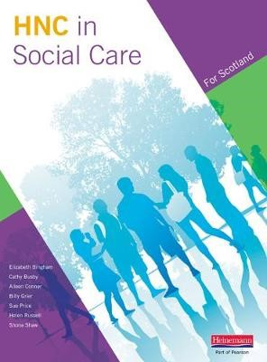 Higher National Certificate in Social Care Student Book - pr_17671