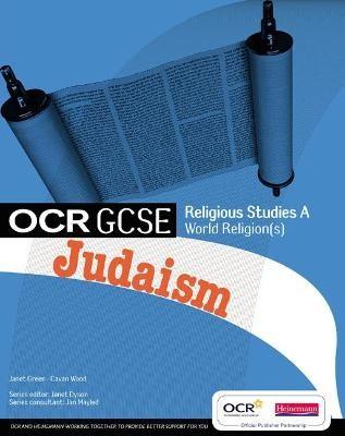 GCSE OCR Religious Studies A: Judaism Student Book - pr_17623