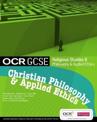 OCR GCSE Religious Studies B: Christian Philosophy & Applied Ethics Student Book - pr_17534