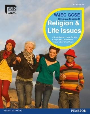 WJEC GCSE Religious Studies B Unit 1: Religion & Life Issues Student Book with ActiveBk CD - pr_17650