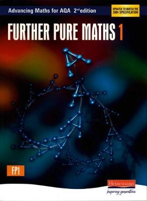 Advancing Maths for AQA: Further Pure 1 2nd Edition (FP1) - pr_17483